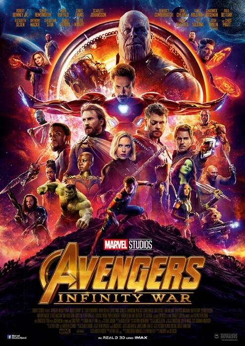 Infinity War 2 Kinostart